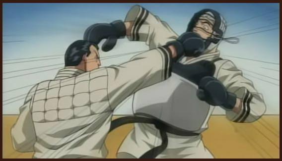 лучшее аниме про боевые искусства