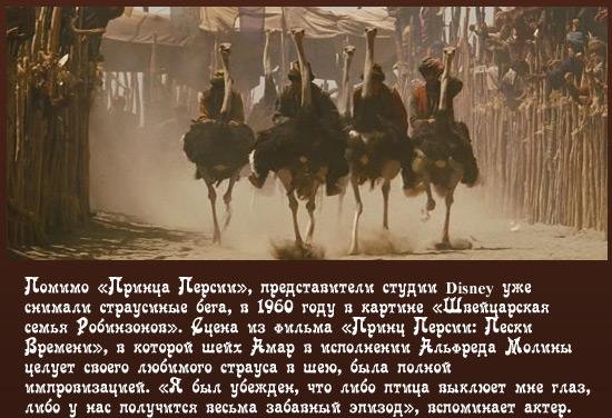 Принц_Персии_пакур_страусинные_бега