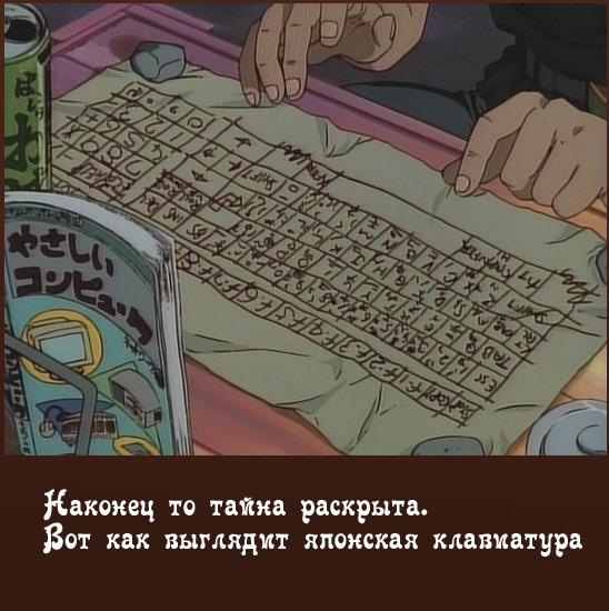 anime Zolotoi paren 1 Самые интересные и смешные аниме. Часть 2