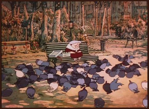 Один из самых великолепных мультфильмов