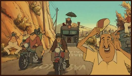 Интересный и великолепный мультфильм