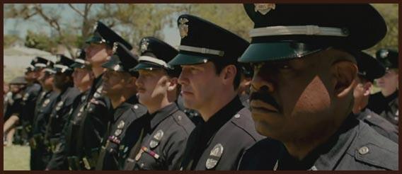 Классный полицейский боевик