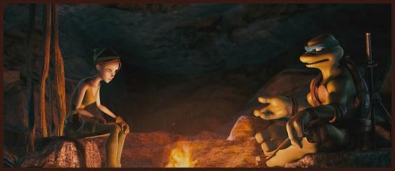 мультфильм Черепашки-ниндзя 2007