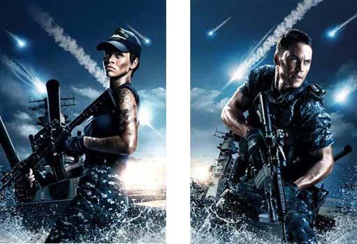 Морской бой это киноновинка 2012 года