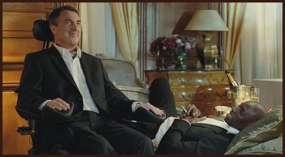 Самый позитивный французский фильм 2012